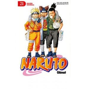 Naruto nº 21