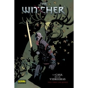 The Witcher nº 01 La Casa de las Vidrieras