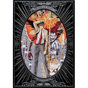 Obata Takeshi Illustrations: Blanc et Noir