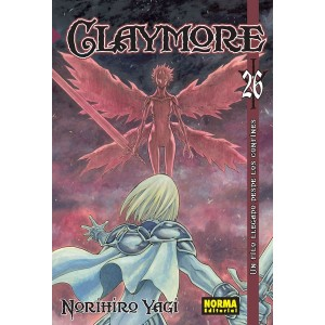 Claymore nº 26