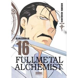 Fullmetal Alchemist Kanzenban nº 16