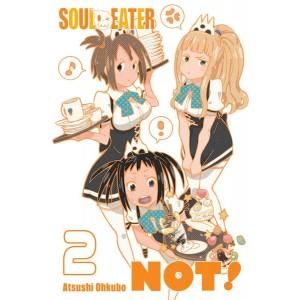 Soul Eater NOT! nº 01