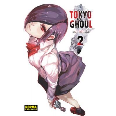 Tokyo Ghoul nº 01