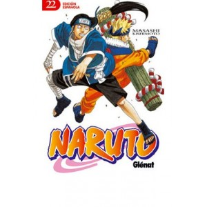 Naruto nº 22