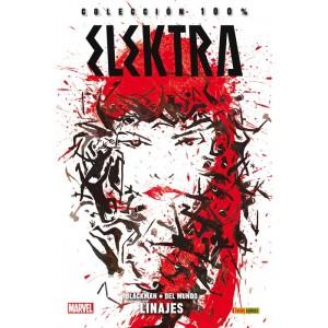 100% Marvel. Elektra 1 Linajes