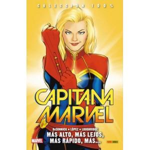 100% Marvel. Capitana Marvel 3