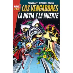 Marvel Gold. Los Vengadores: La Novia y la Muerte