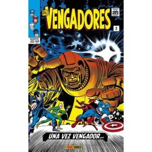 Marvel Gold. Los Vengadores 2 Una vez Vengador…