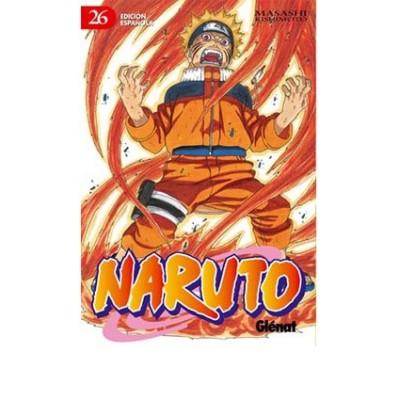 Naruto nº 26