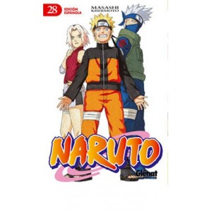 Naruto Nº 28