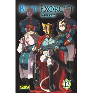 Blue Exorcist nº 12
