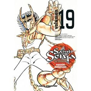 Saint Seiya Edición Definitiva nº 19