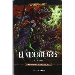 El Vidente Gris- WARHAMMER 40000 -