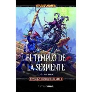 El Templo de la Serpiente - WARHAMMER 40000 -