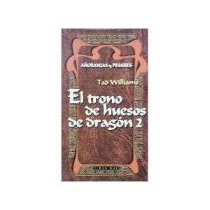 Trono de huesos de dragon 2 - LIBRO -