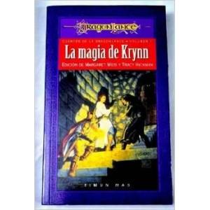 La Magia De Krynn DRAGONLANCE -2ª MANO-