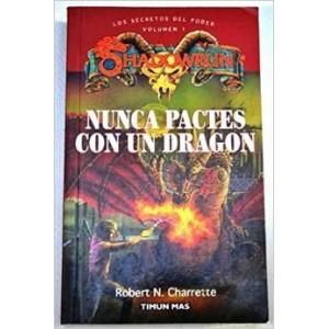Nunca pactes con un dragon - 2ª Mano -