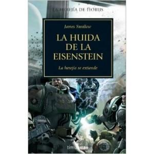 La huida de la Eisenstein (Warhammer 40.000) - NUEVO-