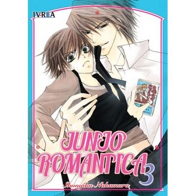 Junjo Romantica nº 03