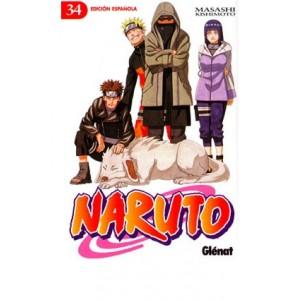 Naruto nº 34