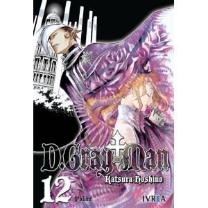 D.Gray-man nº 12