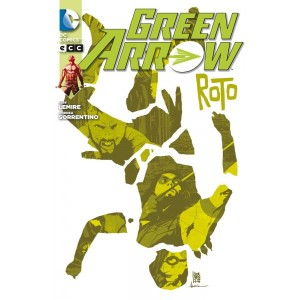 Green Arrow nº 04: La guerra de los Outsiders