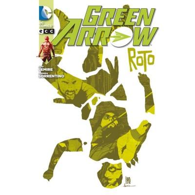 Green Arrow nº 04: La guerra de los Outsiders