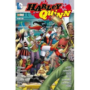 Harley Quinn nº 02