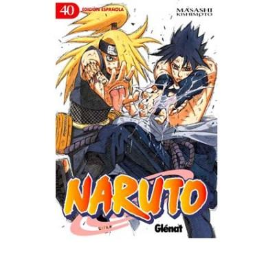 Naruto Nº 40
