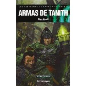 Armas de Tanith (Warhammer 40000) - NUEVO-
