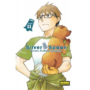 Silver Spoon nº 11