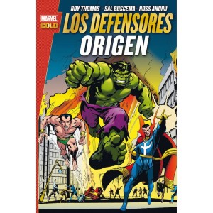 Marvel Gold. Los Defensores: Origen