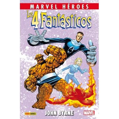 Marvel Héroes 59 Los 4 Fantásticos de John Byrne 1