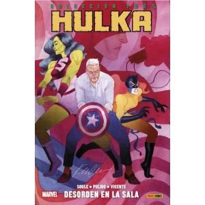 100% Marvel. Hulka 2 - Desorden en la sala