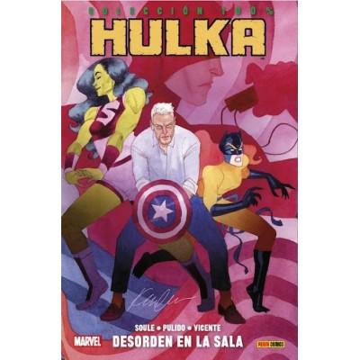 100% Marvel. Hulka 1 - Ley y desorden