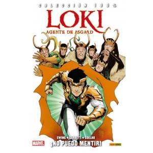 100% Marvel. Loki: Agente de Asgard 2 - ¡No puedo mentir!