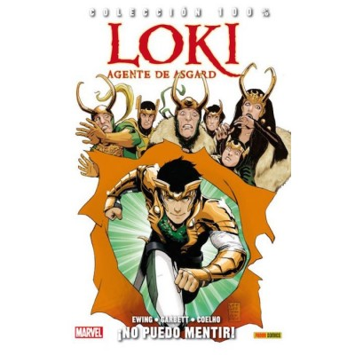 100% Marvel. Loki: Agente de Asgard 1 Confía en mí