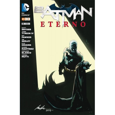 Batman Eterno nº 08