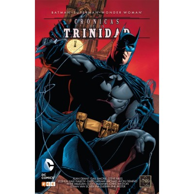 Batman / Superman / Wonder Woman: Trinidad