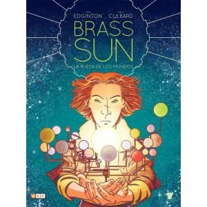 Brass Sun: La rueda de los mundos