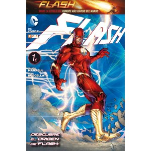 Flash: El origen de Flash