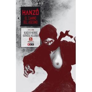 Hanzo: El Camino del Asesino nº 05