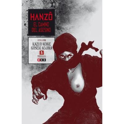 Hanzo: El Camino del Asesino nº 04