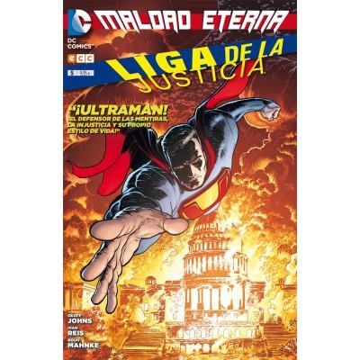 Liga de la Justicia (reedición trimestral) nº 04
