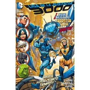 Liga de la Justicia 3000 nº 03