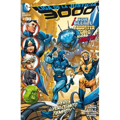 Liga de la Justicia 3000 nº 02