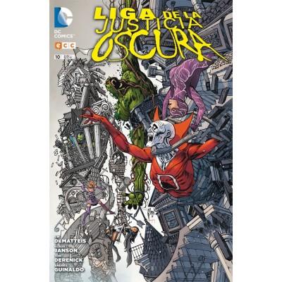 Liga de la Justicia Oscura nº 09