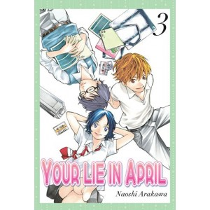 Your Lie in April nº 02