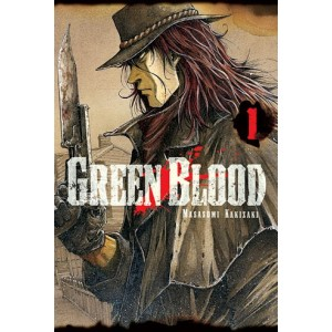 Green Blood nº 01