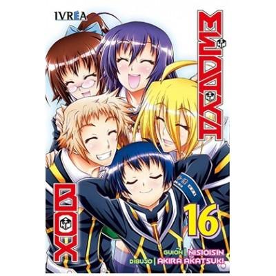 Medaka Box nº 16